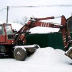 Экскаватор ЭО-3322